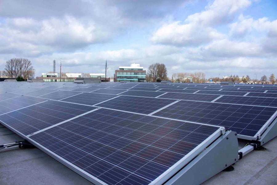 Fonds Het Zonnetje: Solar-project Gamma Alkmaar