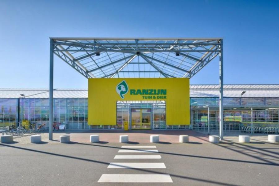 Fonds Het Zonnetje: Ranzijn-filialen met zonnepanelen