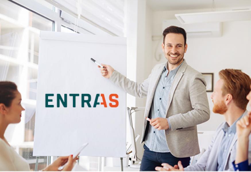 Vacature: Technisch Projectleider bij ENTRAS